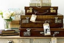 suitcases / by Timi Biro