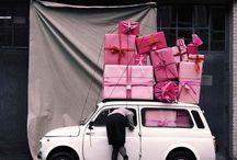 pink / by Julie Meeks