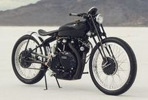 Motorcycles / A growing list of cool motorcycles.  I used to own an Indian and miss it and will at some point own one again.  There's nothing like riding a motorcycle.