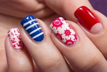 My own nails / All the nails I have ever done. / by Amoena Online