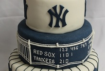 Baseball (Go Yankees!!) / by Valerie Higgins