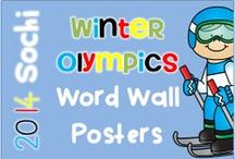 ~ Olympics ~ / Teaching resources and ideas of both the Summer and Winter Olympics.