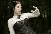 My steampunk dreams (and other costumes) / by K M