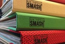 Smash books / smash book, scrapbooking