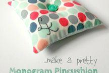 Pincushions / by Kim Shook