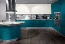 Flux - Kitchens / Design by Giugiaro Design | A seductive kitchen with state-of-the-art technology and sophisticated lines