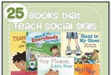 Social Skills / I am very passionate about how to build social skills and manners in the classroom and at home. I have some great ideas over at my blog, Clever Classroom: http://cleverclassroomblog.blogspot.com.au/p/social-skills.html  / by Clever Classroom
