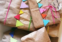 Cool Wrappings / by Kim Shook
