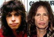 ROCK STARS: Then & Now