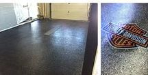 Epoxy Flooring / Seamless epoxy flooring might just be the perfect solution for your floor.