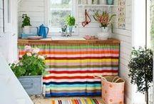 kitchen design / by Julie Furrer