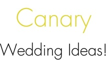 Canary Wedding Inspiration