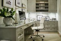 home offices / by Julie Meeks
