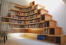 What is hidden under the stairs? / Сегодня предлагаем Вам несколько идей использования свободного пространства под вашими лестницами, если таковые имеются. А если таковых нету, то просто насладиться изображениями и помечтать о большом доме с лестницей.