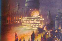 Harry Potter! / by Paige Kubenka