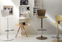 Tables & Chairs - Modern / New materials and trends for kitchen and living-area. Tables, Chairs and Stools - Modern Style / by Scavolini