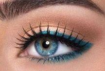 Make-up / by Cyndi Thornhill Jeffrey