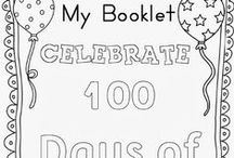 100th Day of School Teaching Resources and Ideas / by Clever Classroom