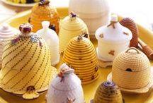 Honey ✿ Bee  / bees, honey, hives, beekeeping, beekeeper, buzz, apiary, apiarist,
