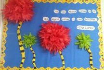 Dr Seuss Resources and Activities