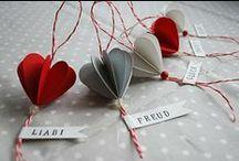 scrapbook Valentine's day layouts