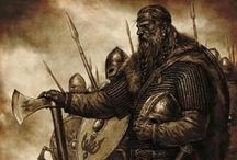 """♞ """"Vikings, Knights, Legends of Old"""" ⛵ / """"Once upon a time in a land far away"""" ... Robin Hood, one of the most famous outlaws of all times, one of the most famous myths of medieval times.  King Arthur and his Knights of the Round Table .. Famous Vikings - Leif Ericsson,  Eric the Red, Gardar (Garthar), Svavarsson, Ingvar the Far-Travelled, Ragnar Lodbrok, Ragnar Hairy-Breeks, Sigrid """"the Haughty"""", Thorfinn Karlsefni ...   / by Debbie Coleman"""
