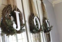 Christmas Decor / by Bethany Bennett