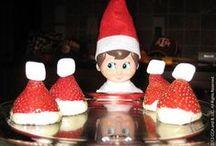 Elf on the shelf / #elf #elfontheshelf #christmas #december