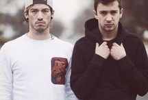 Twenty One Pilots / The few, the proud and the emotional.