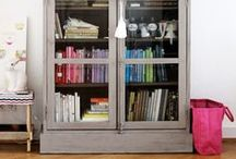 Organization / Ideas and Inspiration for Organized Spaces / by Perfectly Imperfect (Shaunna West)