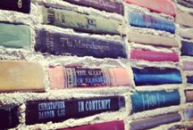 The Beauty of Books / by erica