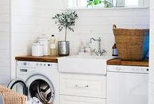 Laundry Rooms / by Perfectly Imperfect (Shaunna West)