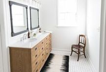 Bathrooms / by Perfectly Imperfect (Shaunna West)