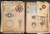 Sketchbooks / by erica