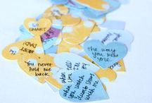 Paper Love / Ways to use, create with, and manipulate paper / by Holly Lefevre (504 Main)