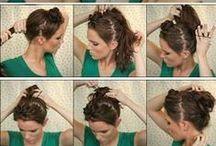 HAIR HAIR HAIR / by Lindsay Ashley