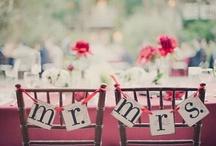 Wedding Ideas / by Kori E Turner Olive Grace Studios