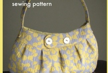 Sewing Patterns / by Candy Rudolf