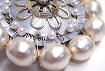 Pearls,... / by Mintz Web Design