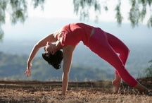 """Yoga. / """"Yoga teaches us to cure what need not be endured and endure what cannot be cured.""""-B.K.S. Lyengar / by T.S."""