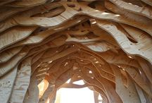 interior miscellaneous (spatial design) / by Henri Schevers