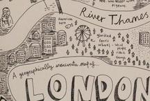 ILLUSTRATION: Maps / by Solvita
