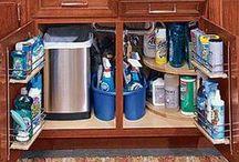 Housekeeping & Organizing