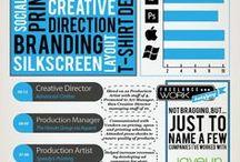 resume (graphic design) / by Henri Schevers