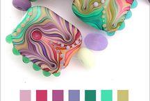 Art : Color Inspiration / Color schemes that inspire.