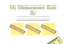 Measurement Activities / FREE Measurement activities (standard & non standard) for elementary.  / by TeachWithMe.com Education