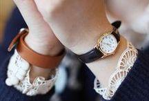 accessories: watches