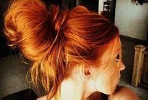 Hair  / Hair cuts, and hair styles / by Karina Martinez Veliz