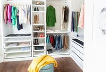 Dressing Rooms & Closets