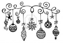 Art : Holiday Doodles / Doodles, tangles, zendoodles, and drawings for any holiday.